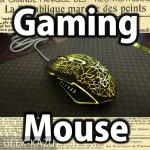 【ゲーミングマウス】あまりにも安すぎる!2000円のGaming Mouse の実力!