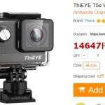 【中華GoPro・ThiEYE T5e】マイクの集音性能を比較