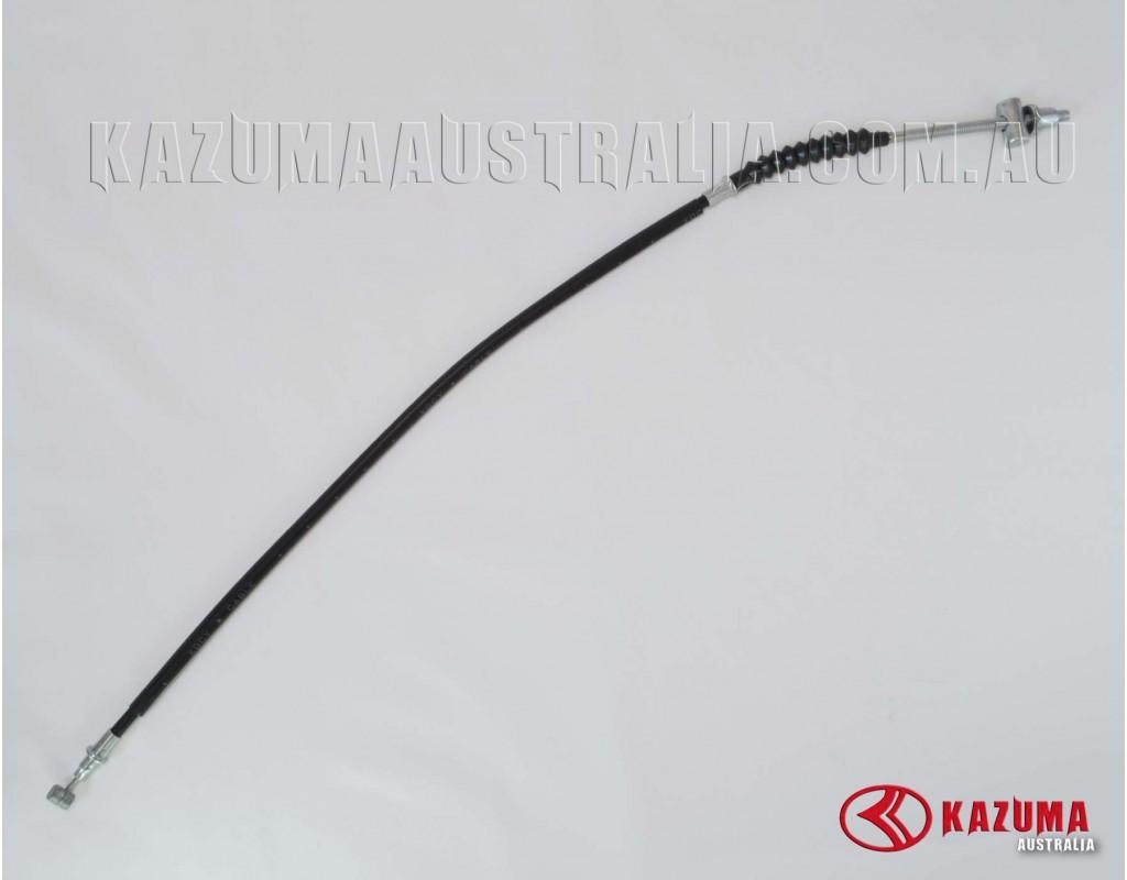 Kazuma Rear Foot Brake Cable