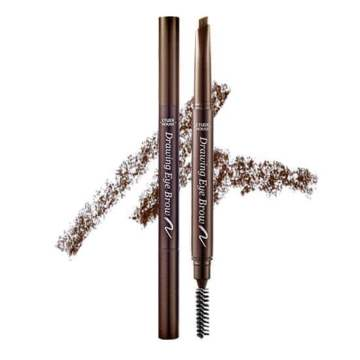 creion sprancene-etude house drawing eyebrow2
