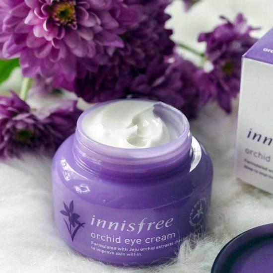 crema-de-ochi-innisfree-jeju-orchid-eye-cream-2