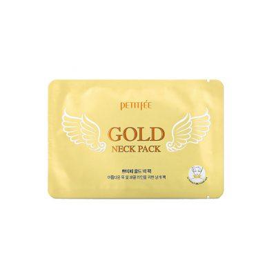 Masca-pentru-zona-gatului-Petitfee-Gold