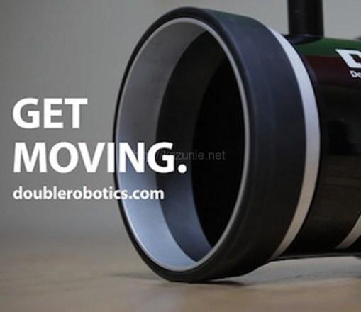 なんだか未来だね。iPadロボが僕たちの生活を変えてくれるかも「Double Robotics」