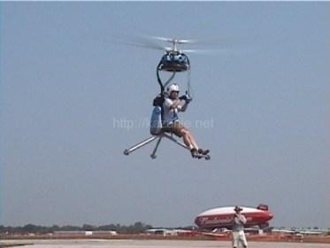 ギネスにも登録されている世界最小の一人乗りヘリコプター GEN H-4。日本の誇れる技術と更なる期待プロジェクト