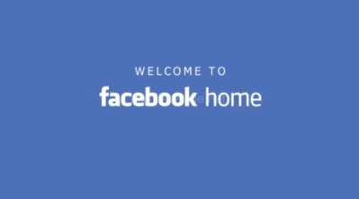 Androidを Facebook 携帯に変えるアプリ Facebook home が発表されました。