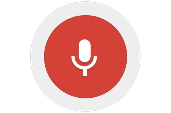 Chromeでの音声検索が話し言葉を認識して声で応答するようになった。