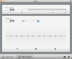 Macのスピーカー音量を拡張して大音量にすることができるアプリ