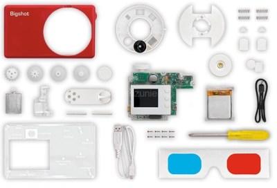 組み立てるプラモデルなデジタルカメラほか今日の #スクラップ #2014 #1/12