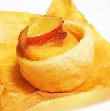 ほくほく手づつみ芋のパイ