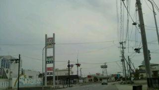 塩竃市新浜あたり、電気復旧。東北電力や支援の方々に感謝。