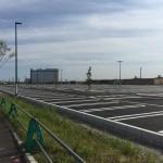 うみの杜水族館駐車場 http://t.co/x3FdSB2nUY