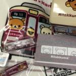 阪急リラックマグッズ買った物 http://t.co/TxfJnzOT2Y