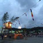 松島 海の盆、大施餓鬼 http://t.co/sToldlKehh