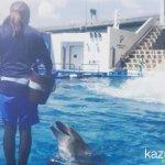 #ドルフィンスプラッシュ #仙台うみの杜水族館 #nikonD5300 バンドウイルカのスプラッシュ