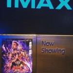 #Marvel #AVENGERS #ENDGAME / English #IMAX #3D