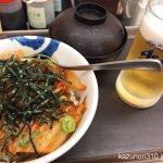 #ビビン丼 #松屋 #炭酸飲料