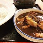 #ごろごろ煮込みチキンカレー #松屋