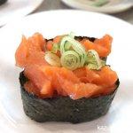 #サーモン軍艦 #かっぱ寿司