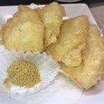#鶏天 #カレーパウダー #かっぱ寿司 おつまみ