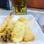 #海老天盛り合わせ #かっぱ寿司 #ビール半額クーポン