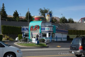 Buger Shop,Wenatchee Washington State