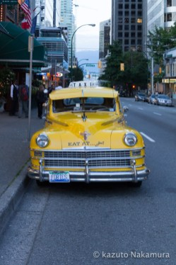 Old Yellow Cab