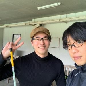 【朗報】遂につじにゴルフ仲間が!その名は辻さん!