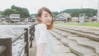 【ポートレートモデル第1弾】能登の海辺でしっとりと待ち合わせポトレ☆