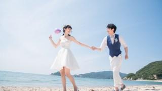 Lovegraphでウェディング前撮りの撮影してきましたin福井県・水晶浜【初回10%offキャンペーンは9月末まで☆】