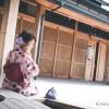 能登半島の有名観光地・和倉温泉で浴衣ポートレート【青林寺さん&竹林も】