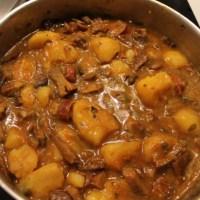 Wild Mushroom & Potato Stew (Níscalos con Patatas)