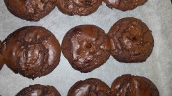 Chocolate Browmie Biscuits
