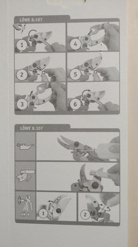 LOWEライオン剪定鋏 No.8107 強力型アンビル+バイパス式の性能・研ぎ方を解説 570