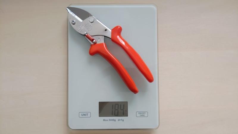 LOWE ライオン No.5127 小型・先尖アンビル式剪定鋏の性能・研ぎ方・手入れ方法を解説 300