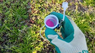 果樹花粉交配機 石川殖産 Zの性能・使い方を解説【果樹の人工授粉の効率化に】 222