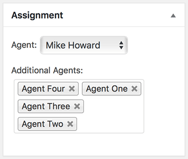 Additional Agents