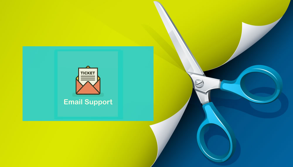 Email Support Content Trimming