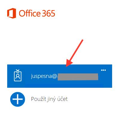 Office 365 - Potvrzení účtu