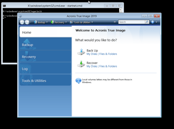 Acronis True Image 2019: How to restore your computer with ...