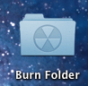 Image of Burn Folder