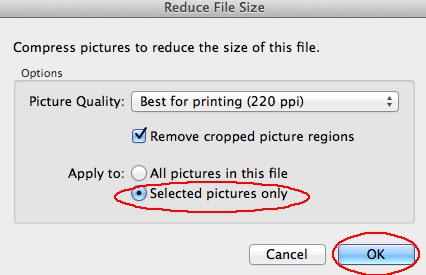 Image of reduce file size