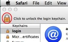 Image of Keychain Lock