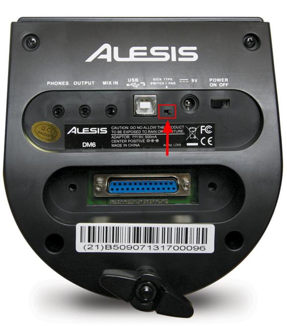 Alesis Dm6 Burst And Nitro Kits No