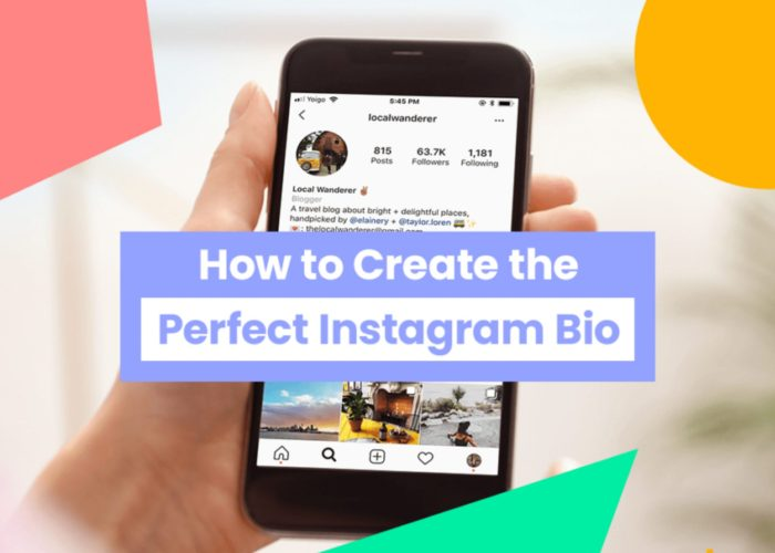 How to Create the Perfect Instagram Bio