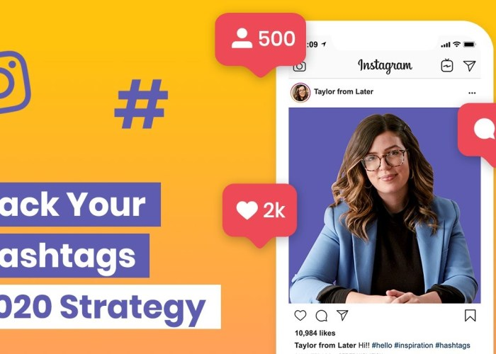 The Top 50 Instagram Hashtags of 2021