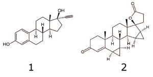 Ocella Analysis Chemical Structures