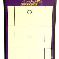KBA Lacrosse Whiteboard | Custom 24