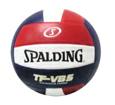 Spalding TF-VB5 Red//White//Blue