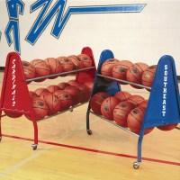 Heavy Duty Ball Cart