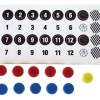 Magnets & Numbering